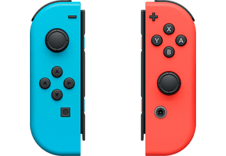 NINTENDO Switch Joy-Con Ζευγάρι Red/ Blue
