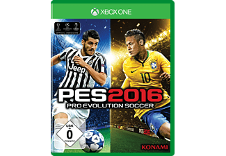 PES 2016 - Pro Evolution Soccer 2016 - Xbox One