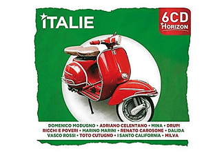 Italie - Horizon 6 CD