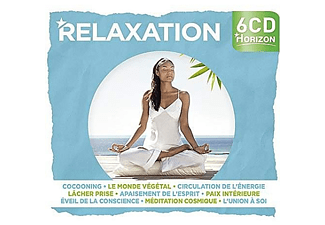 Relaxation - Horizon 6 CD