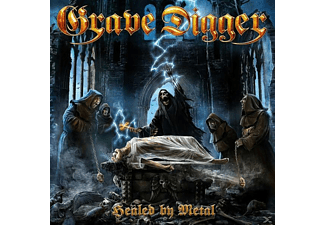 Grave Digger - Healed By Metal (1LP Black Vinyl) - (Vinyl)