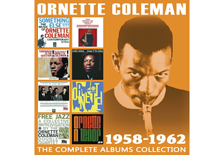 Ornette Coleman - Complete Albums Collection: 1958-1962 - (CD)
