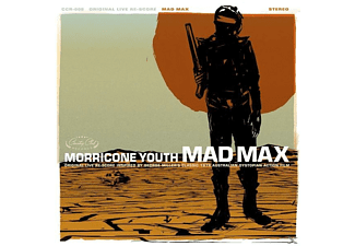 Morricone Youth - Mad Max (Gold Vinyl) - (LP + Download)