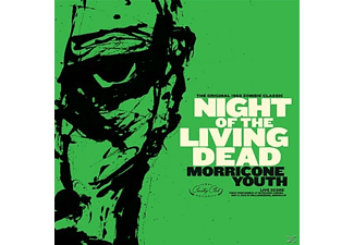 Morricone Youth - Night Of The Living Dead (Orange Vinyl) - (LP + Download)