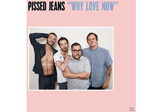 Pissed Jeans - Why Love Now - (CD)