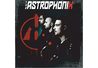 The Astrophonix - X - (CD)