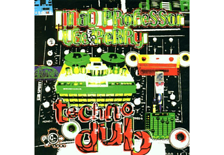 Mad Professor, Lee Scratch Perry - Techno Dub - (CD)