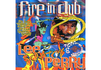 "Lee ""scratch""/mad Professor Perry - Fire In Dub - (CD)"