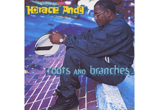 Horace Andy - Roots And Branches - (CD)