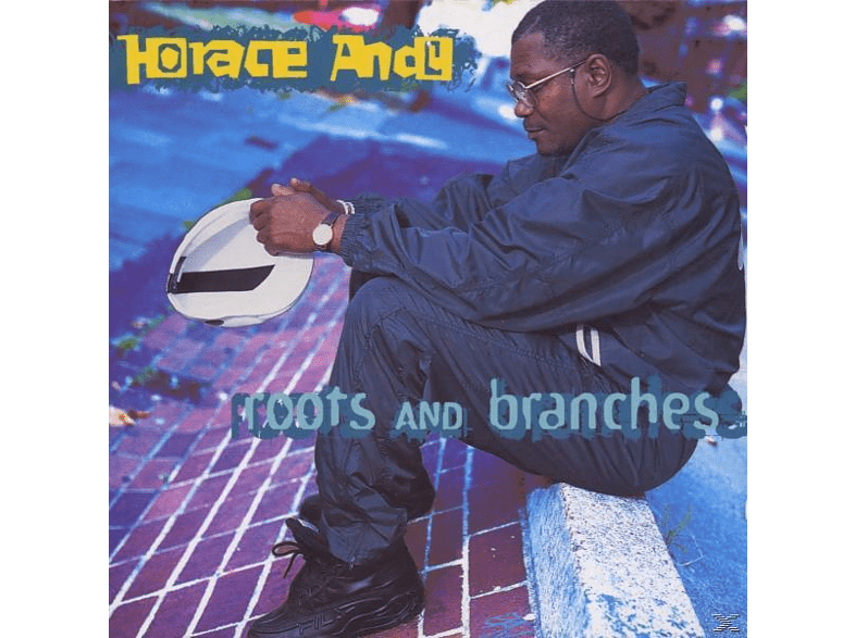 Horace Andy - Roots And Branches [CD]