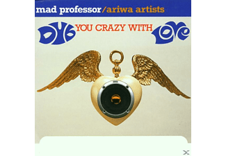 Mad Professor - Dub You Crazy With Love - (CD)