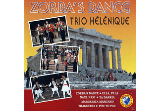 Trio Helenique - Zorba's Dance - (CD)