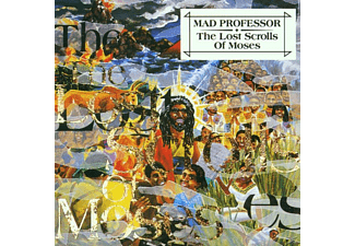 Mad Professor - The Lost Scrolls Of Moses - (CD)
