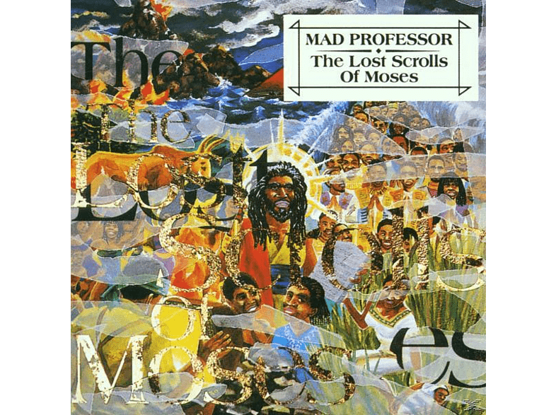 Mad Professor - The Lost Scrolls Of Moses [CD]