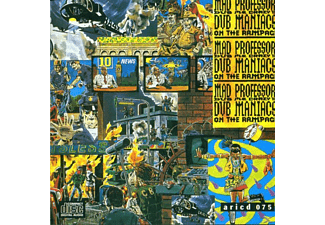Mad Professor - Dub Maniacs On The Rampage - (CD)