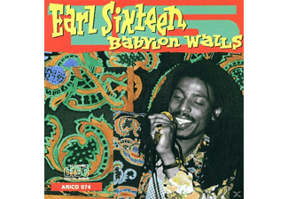 Earl Sixteen - Babylon Walls - (CD)