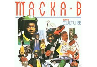 Macka B - Buppie Culture - (CD)