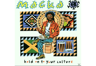 Macka B - Hold On To Your Culture - (CD)