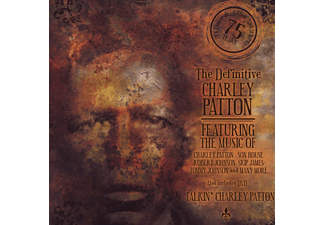 VARIOUS - Charley Patton-75 Years Anniversary Collection - (DVD)