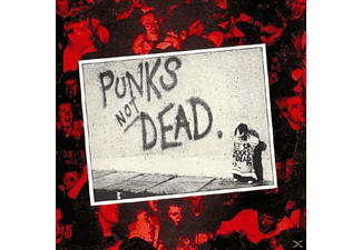 The Exploited - Punk's Not Dead - (CD)