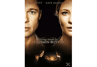 The Curious case of Benjamin Button - DVD