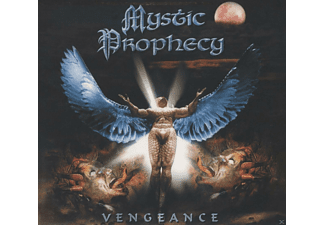 Mystic Prophecy - Vengeance (Re-Release) (Digipak) - (CD)
