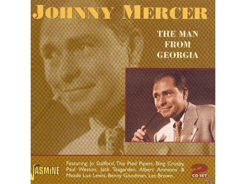 Johnny Mercer - The Man From Georgia [CD]