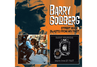 Barry Goldberg - Street Man/Blasts From My Past - (CD)