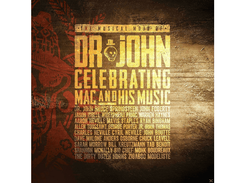 Dr. John, VARIOUS - The Musical Mojo Of Dr.John [CD + DVD Video]