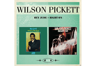 Wilson Pickett - Hey Jude+Right On! - (CD)