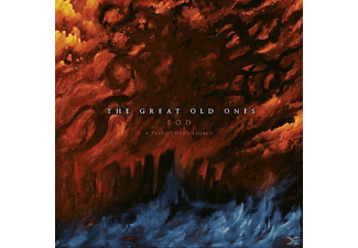 Great Old Ones - EOD: A Tale Of Dark Legacy (Ltd.36 Page Book) - (CD)
