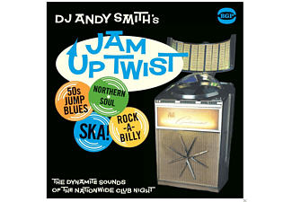 VARIOUS - Dj Andy Smith's Jam Up Twist - (Vinyl)