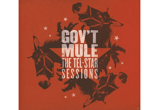 Gov't Mule - The Tel-Star Sessions - (CD)