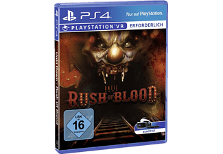 SONY Until Dawn Rush Of Blood VR PlayStation 4