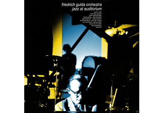 Friedrich Gulda Ochestra - Jazz At Auditorium - (Vinyl)