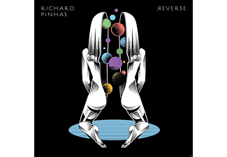 Richard Pinhas - Reverse - (LP + Bonus-CD)