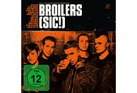 Broilers - (sic!) Limited Deluxe-Edition (DigiPak) [CD + DVD Video]