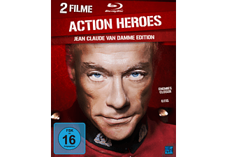 Action Heroes - Jean Claude Van Damme Edition (2 Filme) - (Blu-ray)