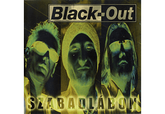 Black-Out - Szabadlábon (Digipak) (CD)