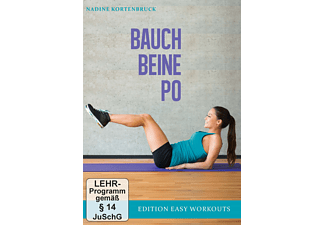 Bauch, Beine, Po - Edition Easy Workouts - (DVD)
