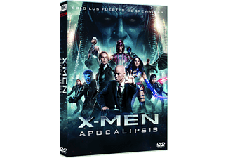 X-Men Apocalipsis - DVD