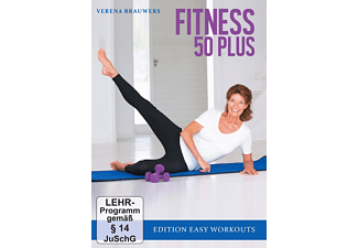 Fitness 50 Plus - Edition Easy Workouts - (DVD)