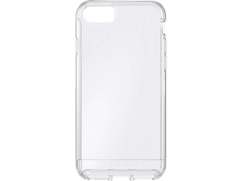 TECH21 Impact Clear Backcover Apple iPhone 7 TPU/PC/BASF polymer Transparent