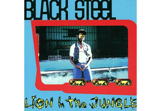Black Steel - Lion In The Jungle - (CD)