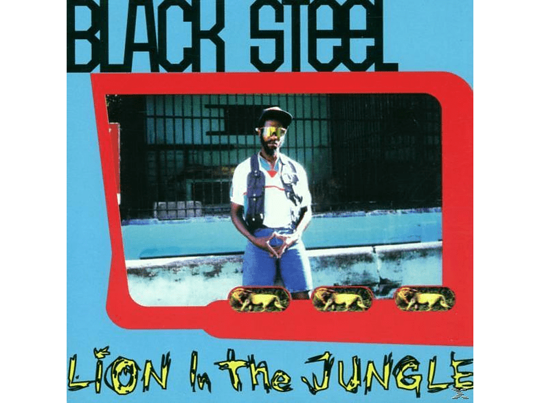 Black Steel - Lion In The Jungle [CD]