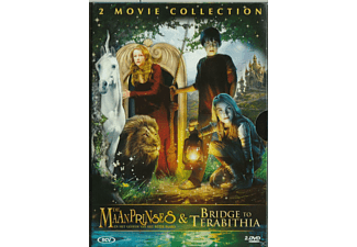 Maanprinses + Bridge To Terabithia DVD
