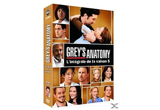 Grey's Anatomy Saison 5 DVD