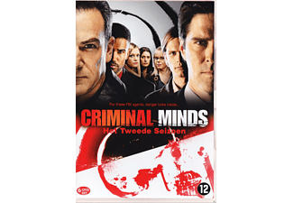 Criminal Minds - Seizoen 2 - DVD