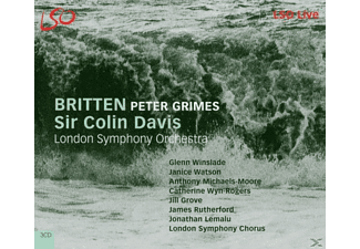 Sir Colin Davis, Davis/Winslade/Watson/Michaels - Peter Grimes - (CD)