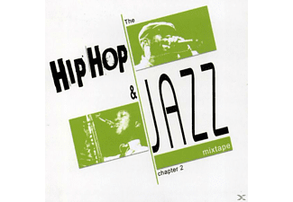 VARIOUS - Hip Hop And Jazz Mixtape 2 - (CD)